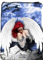 Sad Angel by tinca2