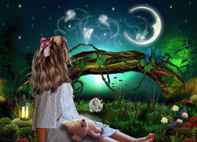 Little Dreamgirl by tinca2