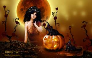 Amazing Halloween by tinca2