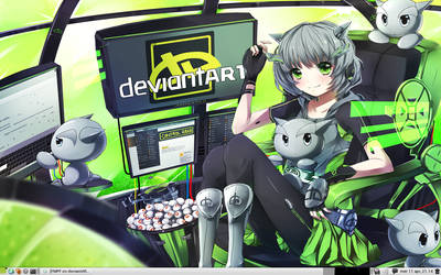 Deviantart desktop by FMPF