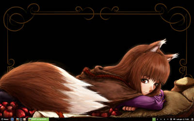 Spice and Wolf desktop 2 by FMPF