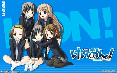 K-on desktop 2 by FMPF