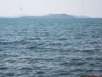 A view of the Aegean Sea by Never-Ending-Donkey