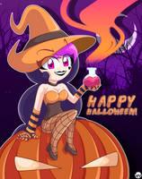 Happy Halloween 2018! by IVOanimations