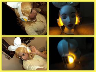 Rin Kagamine headset by Angelstarr-Sakura