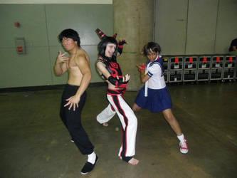 Top 3 Fighters by Angelstarr-Sakura