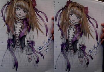 i like to draw by lyaxx