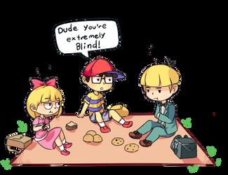 glasses by Drawn-Mario