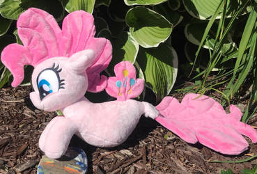 Seapony Pinkie Pie for Bronycon by Sen5