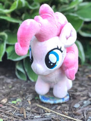 Tiny Pinkie Pie for Bronycon by Sen5