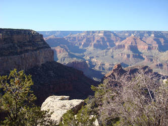 Grand Canyon by WindsweptMagnolias