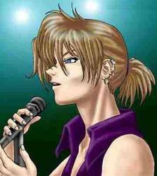 Realistic Ryuichi singing by Myyrillas