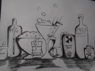 Day 1: Poisonous by dreddheaddotaku