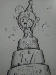 Happy Birthday!! by dreddheaddotaku
