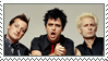 Green Day stamp by KazultheDragon