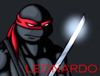 Classic Leonardo by ShadowNinja976