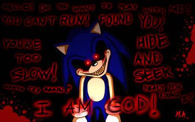 Sonic.exe by ShadowNinja976