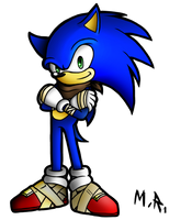 Sonic Boom by ShadowNinja976