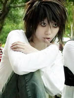 death note - L 3 by AsturCosplay