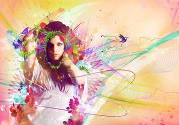 Girl of My Dreams by theycallmeteddy
