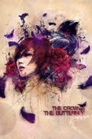 The Crow and The Butterfly by theycallmeteddy