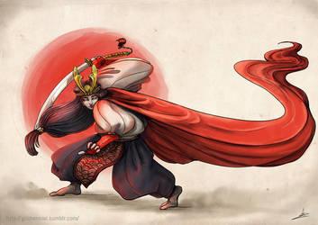 Akatsuki by Gilthonniel