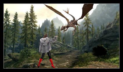 Dragon-stop by znak-1