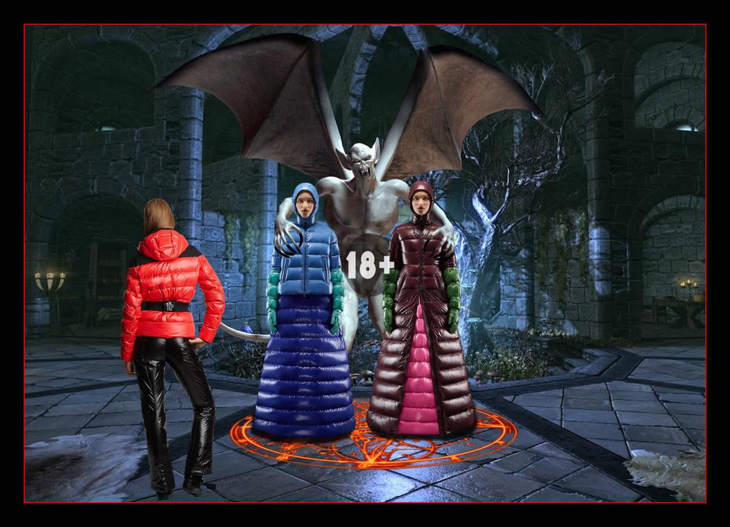 Concubines - Demon's Servants by znak-1