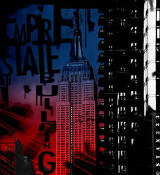 The Empire State Building by stan333