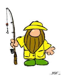 Fisherman 1 by alanadin
