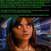 Collector Claims Clara by Phantasam114