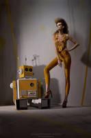Robot love by MoritzMaibaum