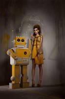 Robot love || by MoritzMaibaum