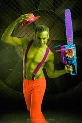 Mr. Green by MoritzMaibaum