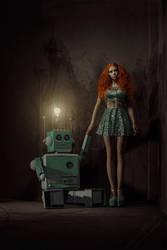 Robot love III by MoritzMaibaum