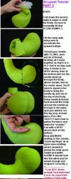 Smuppet Plushie Sewing Tutorial PART 2 by lishlitz