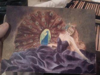 Peacock by felcandy