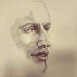 Unfinished Man 2 by felcandy