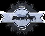 Marandian owner badge by Jian89