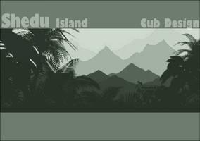 SI Cub Design Background by Jian89