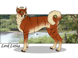 Lord Lithe | Male | Royal - REHOMED by Jian89