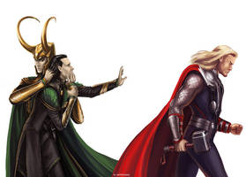 The Avengers - Don't go by maXKennedy