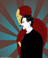 The Avengers - Iron Man by maXKennedy