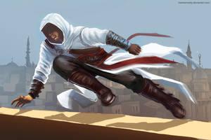 Assassin's Creed - Mirror 02 by maXKennedy