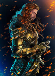 The Hobbit: The Battle of the Five Armies - King by maXKennedy