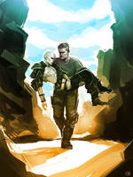 Mad Max Fury Road - Your jacket by maXKennedy