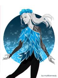 Yuri on ice - Victor Nikiforov by maXKennedy