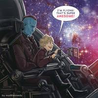 Guardians of the Galaxy Vol. 2 - Stars by maXKennedy