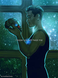 Avengers Endgame - Hear me by maXKennedy