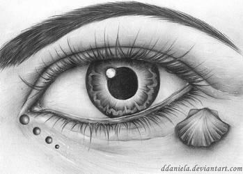 Ocean eye by DDaniela